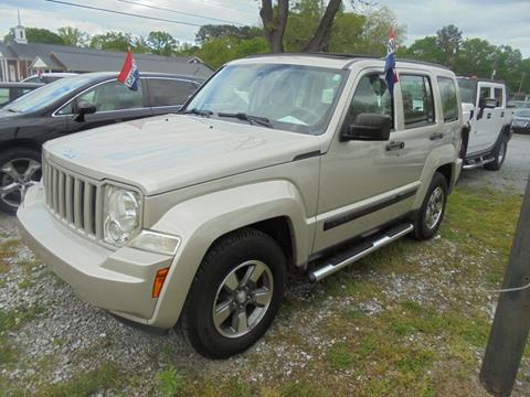 2008 Jeep Liberty for sale in Rockmart, GA