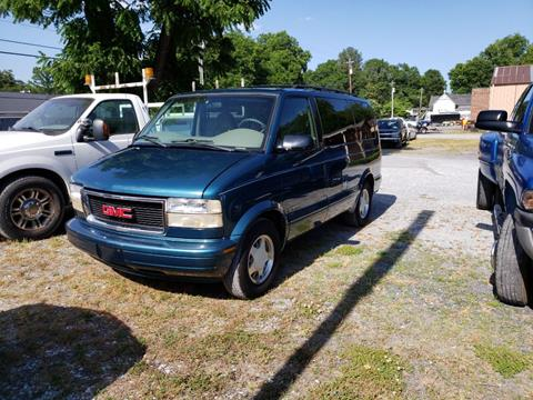 2000 GMC Safari for sale in Rockmart, GA