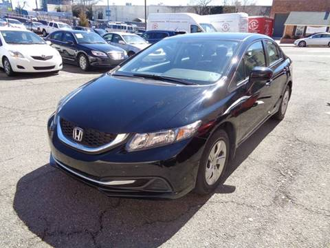 2015 Honda Civic for sale in Alexandria, VA