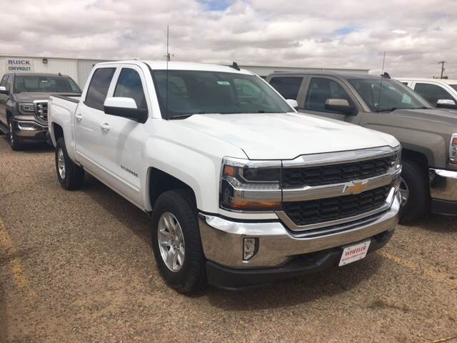 2016 Chevrolet Silverado 1500 LEATHER - Stanton TX