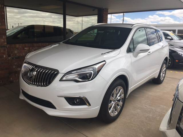 2017 Buick Envision Essence 4dr Crossover - Stanton TX