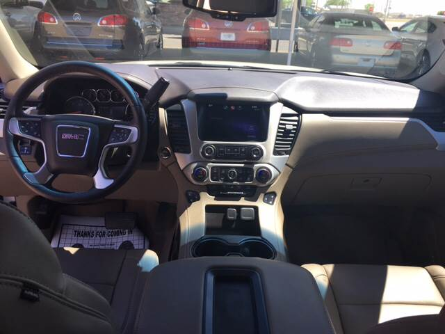 2015 GMC Yukon 4x2 SLT 4dr SUV - Stanton TX
