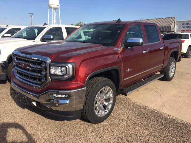 2017 GMC Sierra 1500 LEATHER - Stanton TX