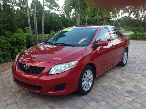 2009 Toyota Corolla for sale in Port Saint Lucie, FL