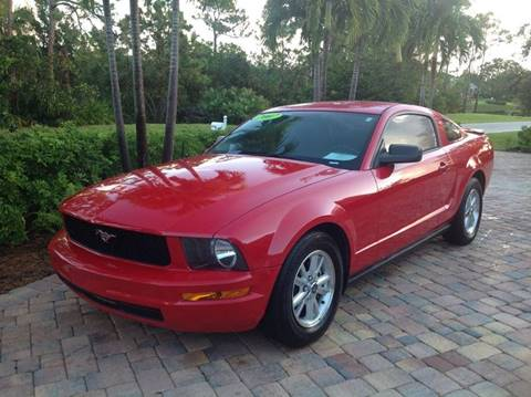 2007 Ford Mustang for sale in Port Saint Lucie, FL