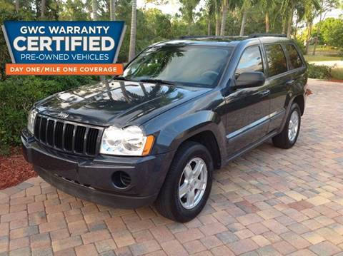 Exceptional 2007 Jeep Grand Cherokee For Sale In Port Saint Lucie, FL