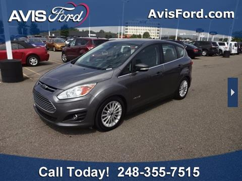 2014 Ford C-MAX Hybrid for sale in Southfield, MI