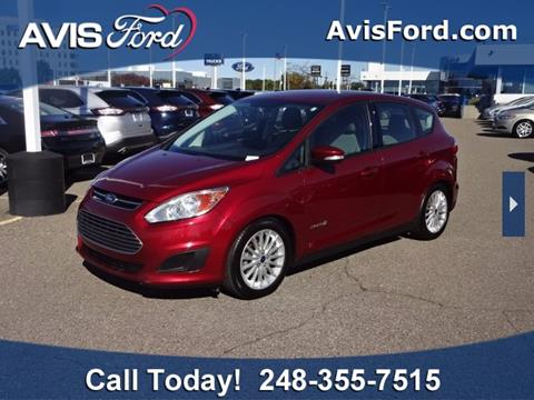 2013 Ford C-MAX Hybrid for sale in Southfield, MI