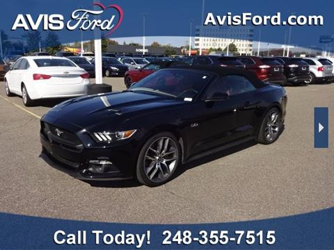 2015 Ford Mustang for sale in Southfield, MI