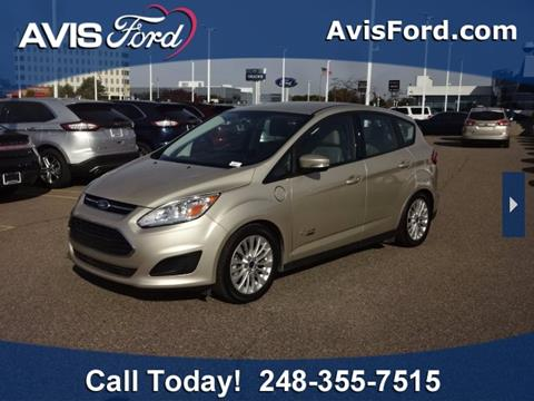 2017 Ford C-MAX Energi for sale at Work With Me Dave in Southfield MI & Avis Ford Inc | New Ford dealership in Southfield MI 48034 markmcfarlin.com