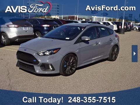2016 Ford Focus for sale in Southfield, MI