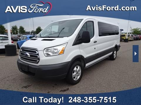2017 Ford Transit Passenger for sale in Southfield, MI