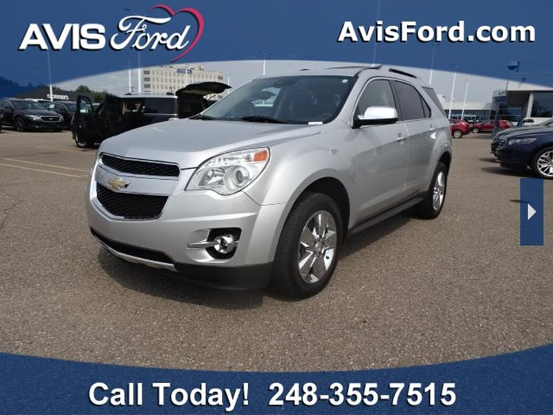 2013 chevrolet equinox ltz in southfield mi work with. Black Bedroom Furniture Sets. Home Design Ideas