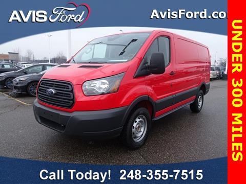 5417bca3ed0e98 Cargo Van For Sale in Southfield