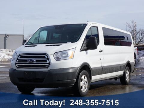 2018 Ford Transit Passenger for sale in Southfield, MI