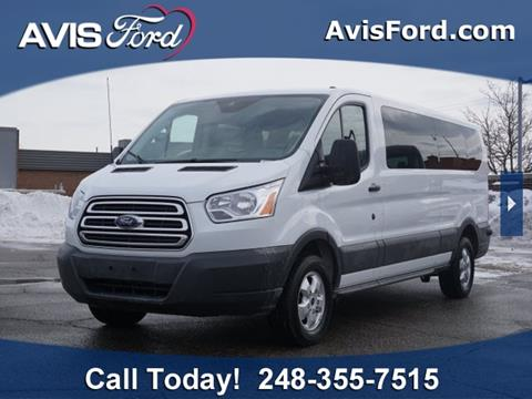 402419807193c0 Passenger Van For Sale in Southfield
