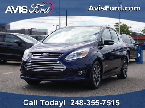 2017 Ford C-MAX Hybrid for sale in Southfield, MI