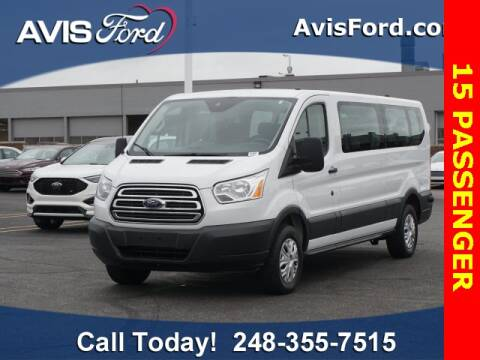 2017 Ford Transit Passenger for sale at Work With Me Dave in Southfield MI