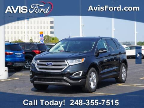 2017 Ford Edge for sale at Work With Me Dave in Southfield MI