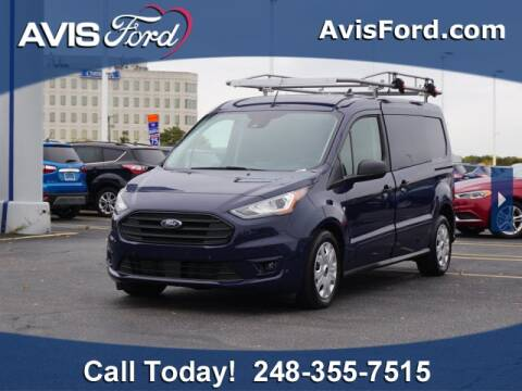 2019 Ford Transit Connect Cargo for sale at Work With Me Dave in Southfield MI