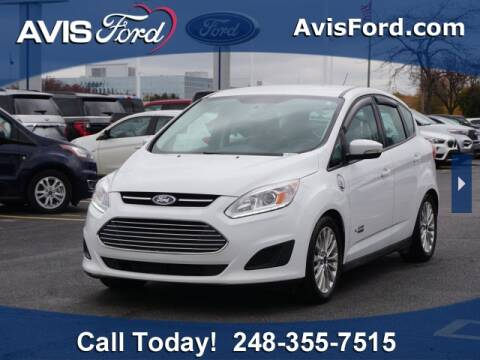 2017 Ford C-MAX Energi for sale at Work With Me Dave in Southfield MI