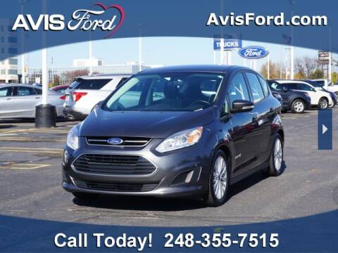 2018 Ford C-MAX Hybrid for sale at Work With Me Dave in Southfield MI