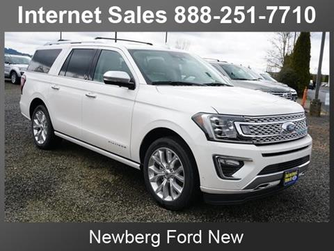 2018 Ford Expedition MAX for sale in Newberg, OR