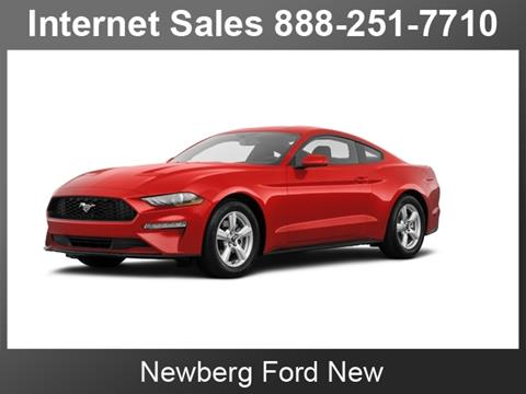 2019 Ford Mustang for sale in Newberg, OR