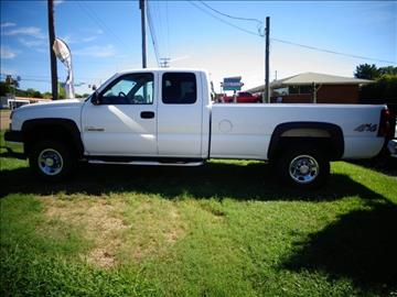 2007 Chevrolet Silverado 2500HD Classic for sale in Athens, TN
