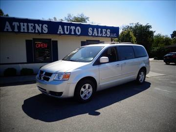 2010 Dodge Grand Caravan for sale in Athens, TN