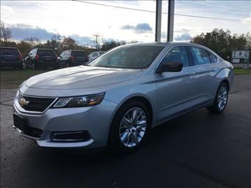 2016 Chevrolet Impala for sale in Clare, MI