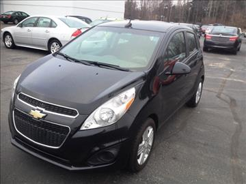 2013 Chevrolet Spark for sale in Clare, MI