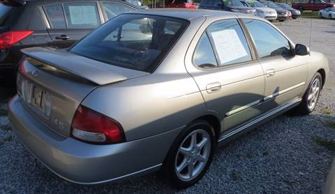 2001 Nissan Sentra for sale in Mills River, NC