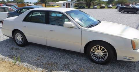 2004 Cadillac DeVille for sale in Mills River, NC