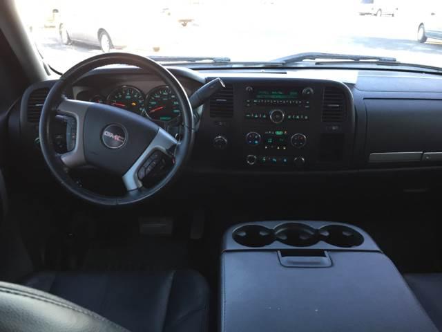 2008 GMC Sierra 1500 4WD SLE2 4dr Crew Cab 5.8 ft. SB - Lubbock TX