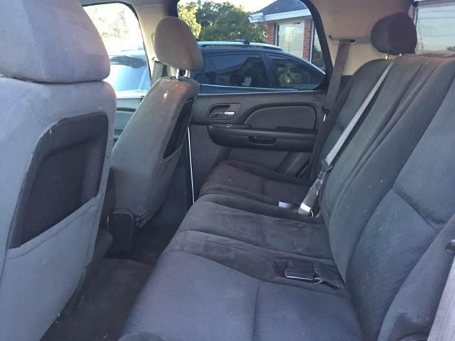 2008 Chevrolet Tahoe 4x4 LT 4dr SUV - Lubbock TX