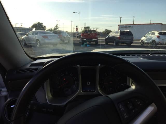 2014 Chevrolet Camaro LT 2dr Coupe w/2LT - Lubbock TX