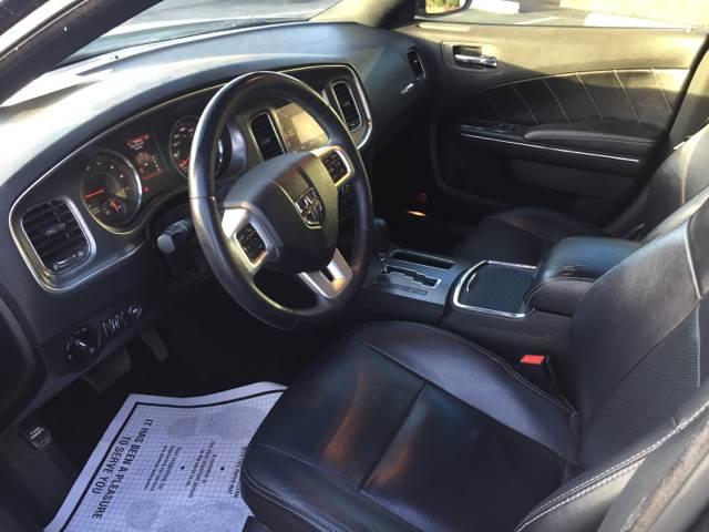 2013 Dodge Charger R/T 4dr Sedan - Lubbock TX