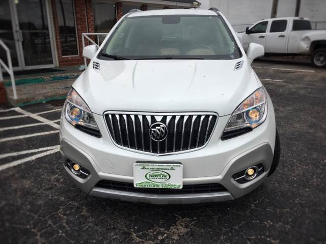 2013 Buick Encore Leather 4dr Crossover - Lubbock TX