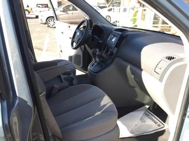 2009 Kia Sedona EX 4dr Mini-Van LWB - Lubbock TX