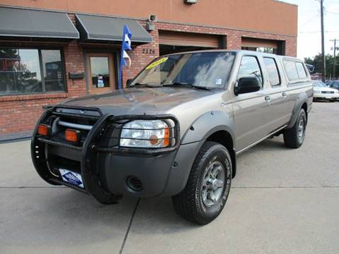 2003 Nissan Frontier For Sale