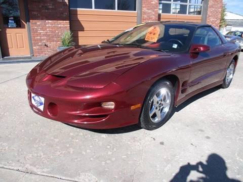 Pontiac firebird for sale carsforsale 2002 pontiac firebird for sale in colorado springs co sciox Gallery