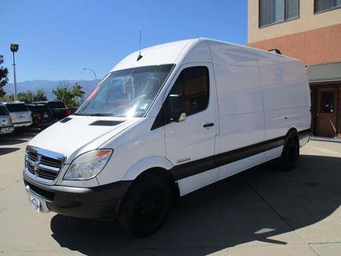 2008 Dodge Sprinter Cargo for sale in Colorado Springs, CO
