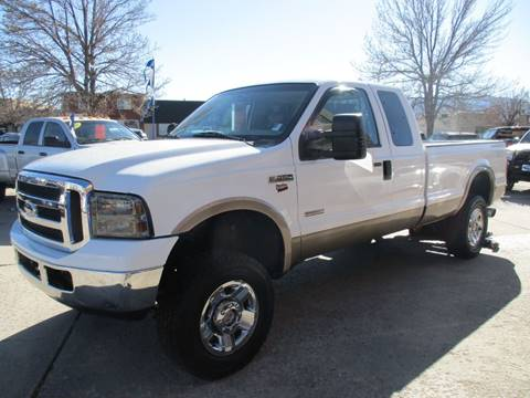 2006 Ford F-250 Super Duty for sale in Colorado Springs, CO