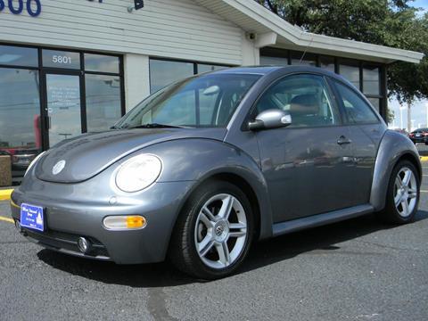 2004 Volkswagen New Beetle for sale in Waco, TX