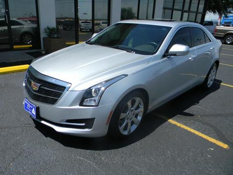 2015 Cadillac ATS for sale in Waco, TX