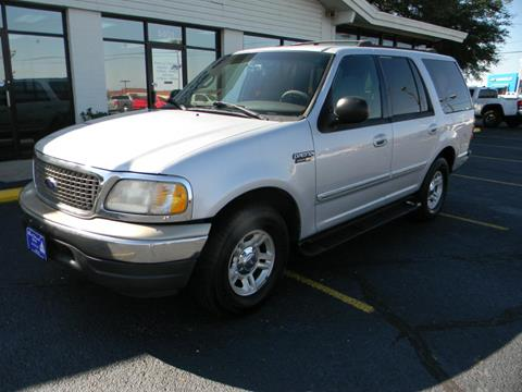 2001 Ford Expedition for sale in Waco, TX