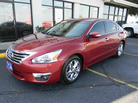 2015 Nissan Altima for sale in Waco, TX