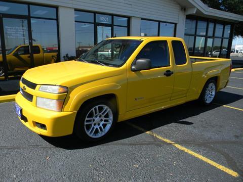 2005 Chevrolet Colorado for sale in Waco, TX