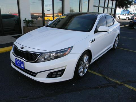 2014 Kia Optima for sale in Waco, TX